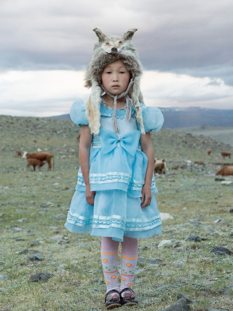 John Feely's Outsider - Harsh Mongolian landscapes
