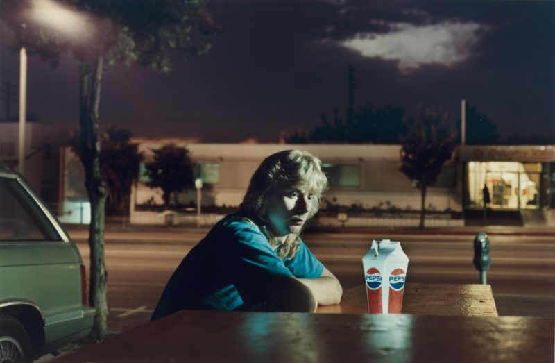 Philip-Lorca diCorcia - Brent Booth; 21 years old; Des Moines, Iowa; $30 1990-92