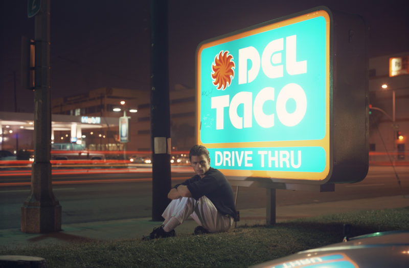 Philip-Lorca diCorcia - Ralph Smith, 21 years old; Ft. Lauderdale, Florida; $25