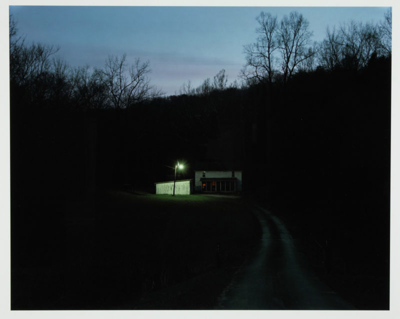 Alec Soth - Broken Manual, Somewhere to disappear, Bardstown, Kentucky, 2006