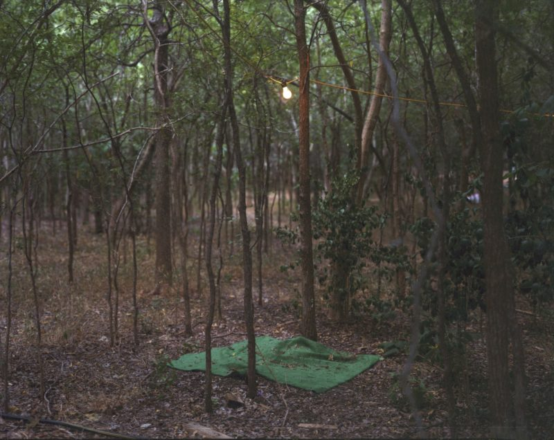 Alec Soth - Broken Manual, Somewhere to disappear, Enchanted Forest (45), Texas, 2006