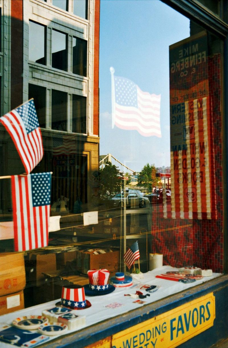 William Eggleston – The Democratic Forest
