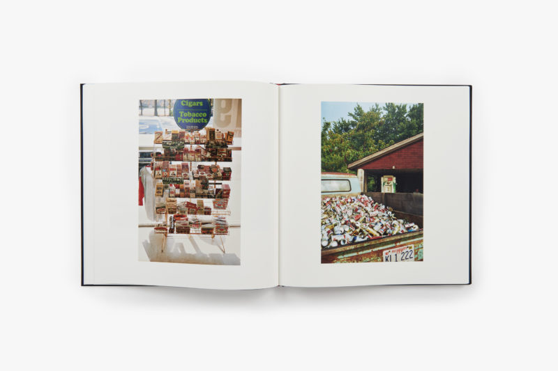 William Eggleston – The Democratic Forest, 1328 pages, 1010 images, 31.5 x 32 cm, published by Steidl