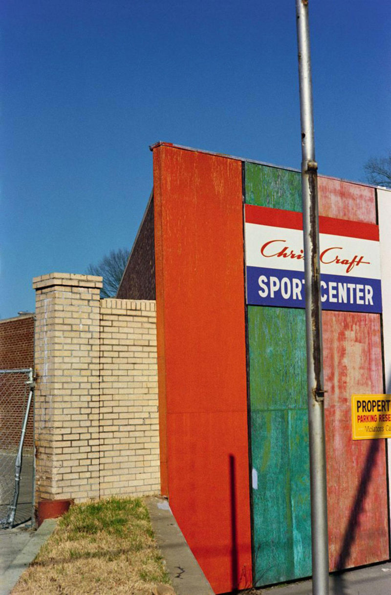 William Eggleston – Untitled, 1971- 1974; from Los Alamos