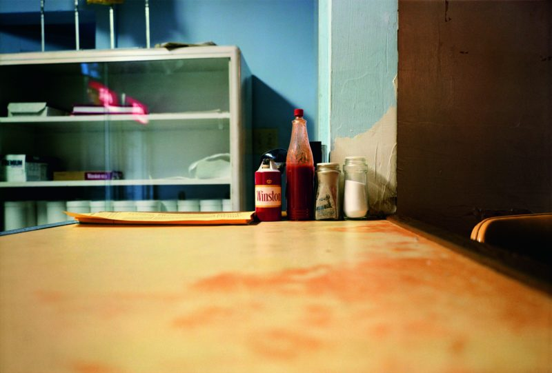William Eggleston – Untitled (Hot Sauce), 1980 from Lousianna Project