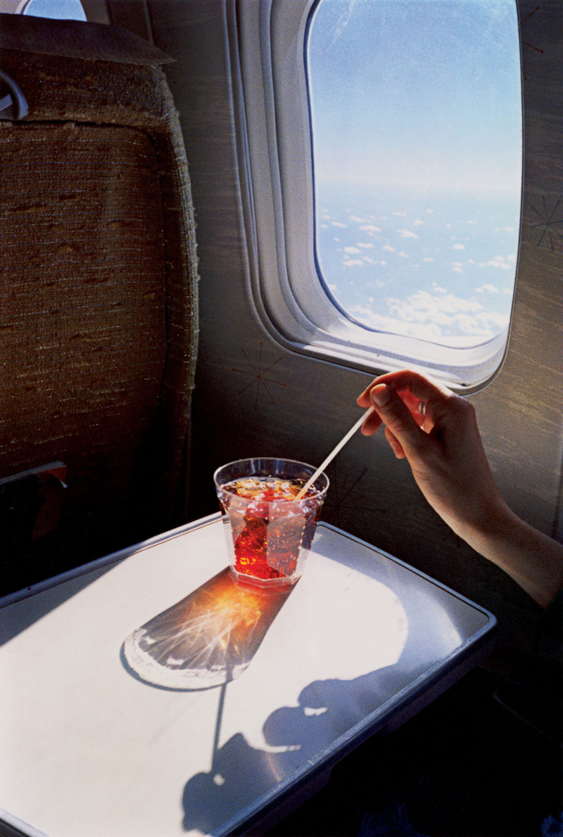 William Eggleston - The Democratic Forest, En Route to New Orleans, 1971-1974, from the series Los Alamos, 1965-1974