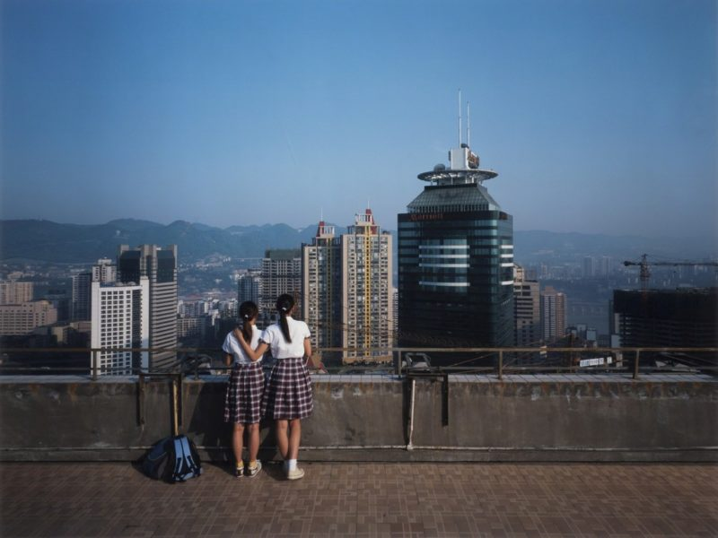 Weng Fen – Bird's Eye View – Chongqing, 2004