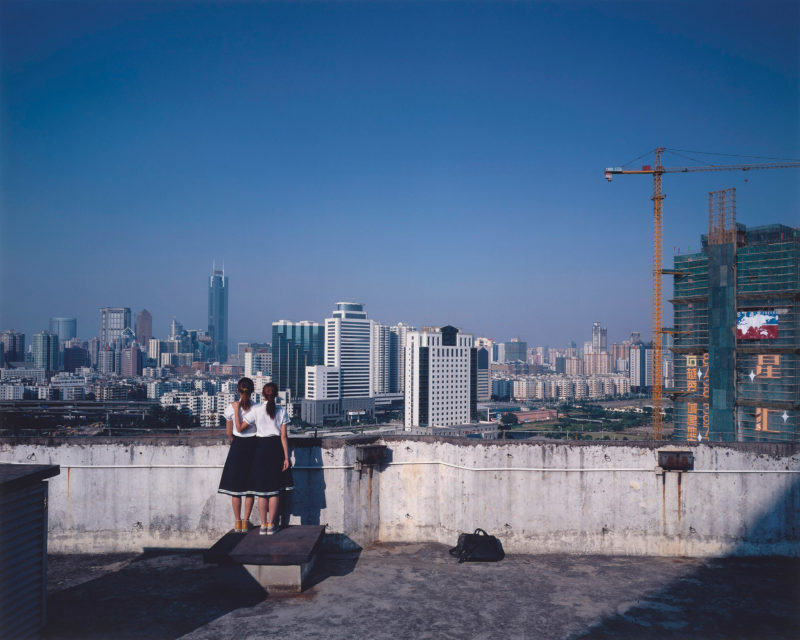Weng Fen – Bird's Eye View – Guangzhou, 2004