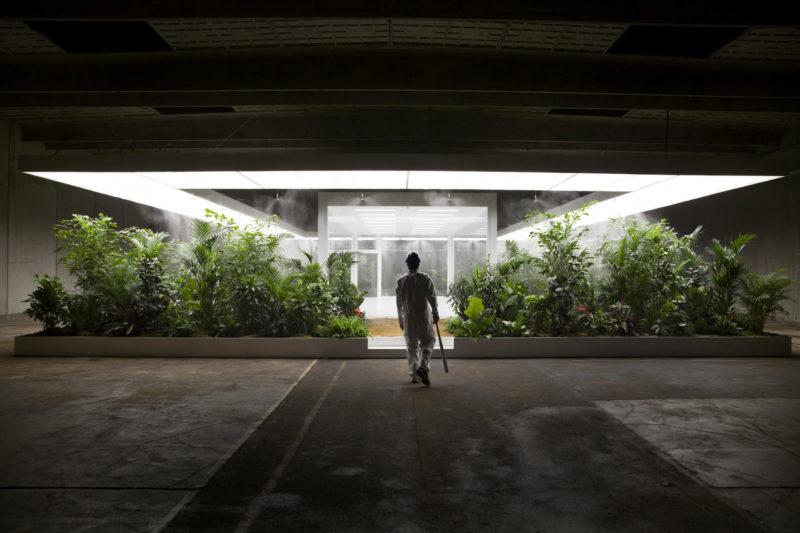 Doug Aitken - The Garden, ARoS Museum Triennial 2017, Aarhus, Denmark