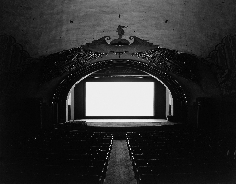 Hiroshi Sugimoto - Theaters - Avalon Theatre, Catalina Island, 1993