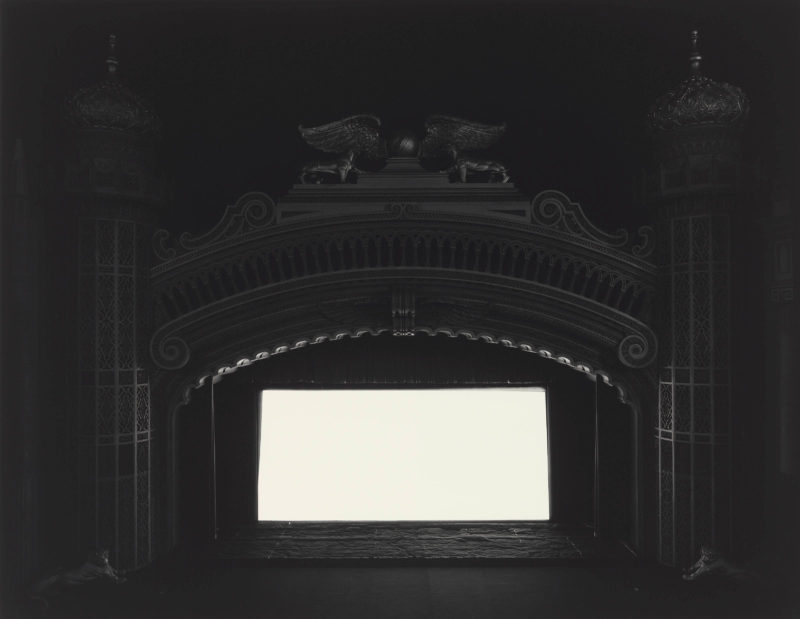 Hiroshi Sugimoto - Theaters - Civic Theater, New Zealand, 1991
