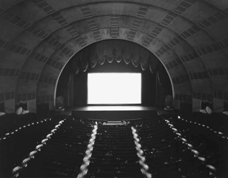 Hiroshi Sugimoto - Theaters - Radio City Music Hall, New York, 1978