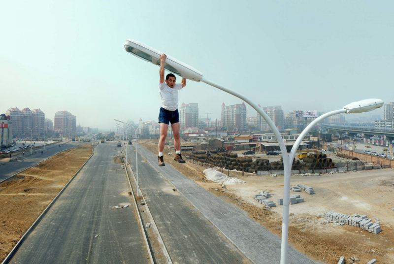 Li Wei - High Place, Bright Apex, 2007