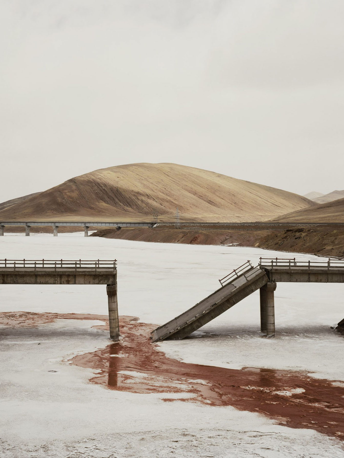 Nadav Kander: 3 years taking photos of China's longest river