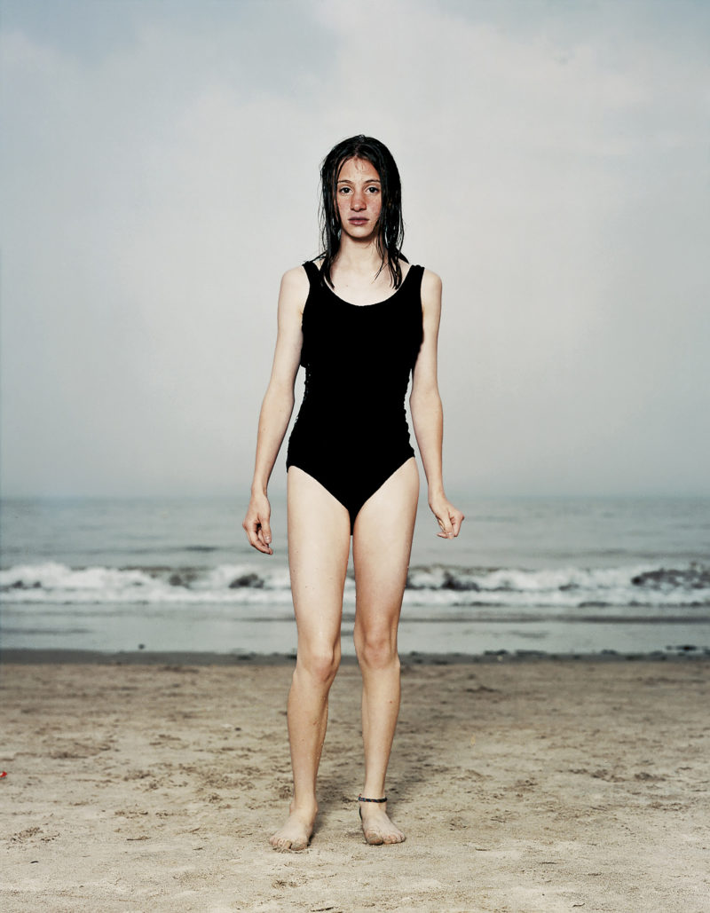 Rineke Dijkstra – Coney Island, N.Y., USA, June 20, 1993