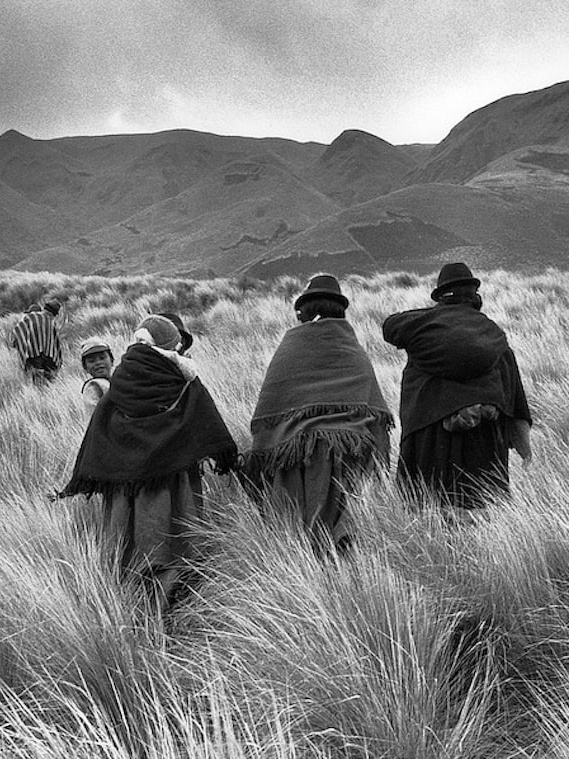 Sebastião Salgado's Exodus - The stories of global migration