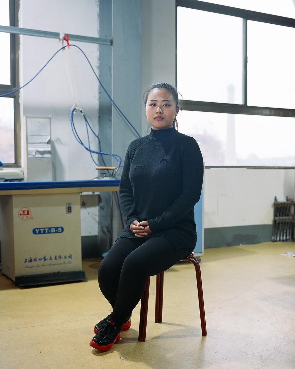 Shi Yangkun - Li Xuyu, 23, Dazhai Village
