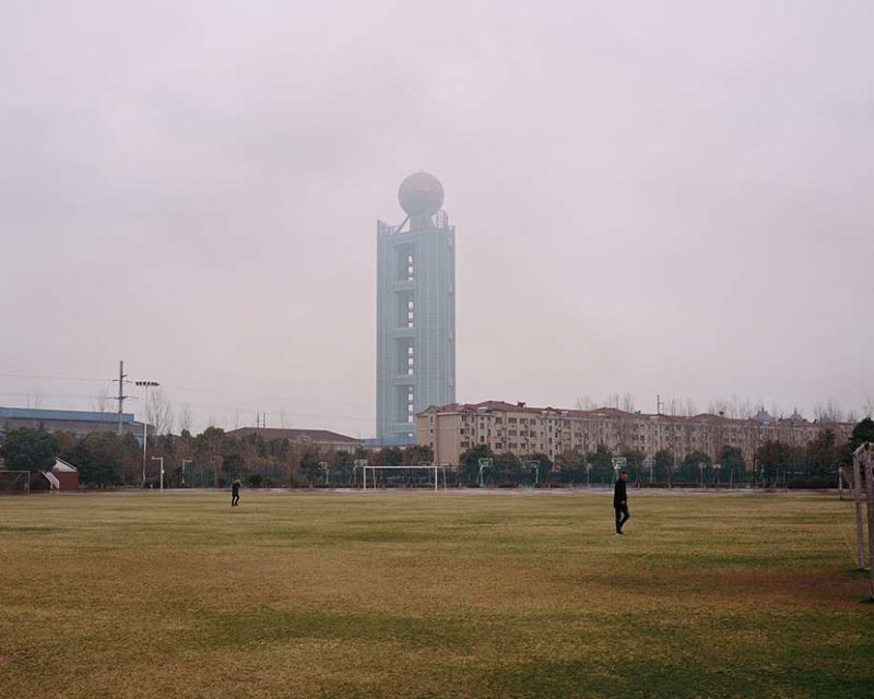 Shi Yangkun - The Long Wish Hotel, a 328-meter-high tower that was the eighth-tallest building in the world, Huaxi, Jiangsu province, 2018