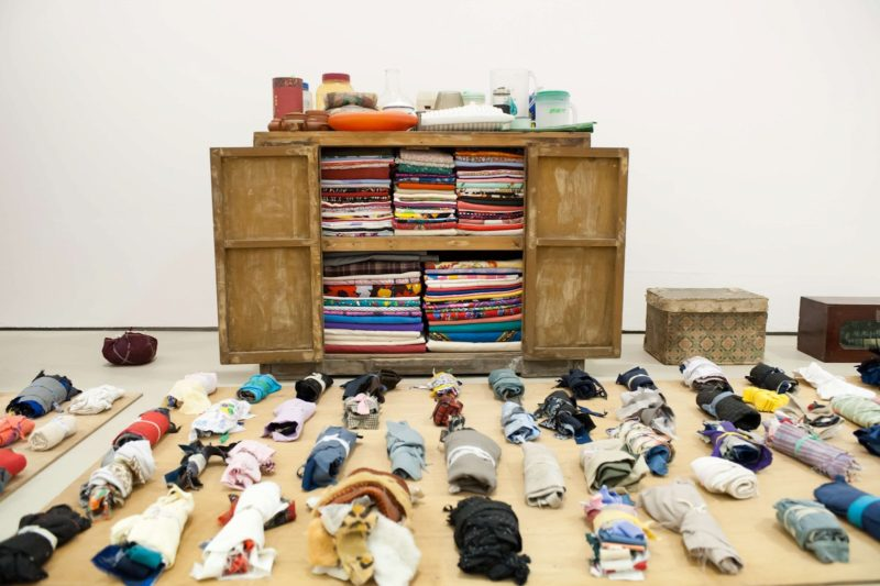 Song Dong - Waste Not, 2005, Barbican Art Gallery, 2012
