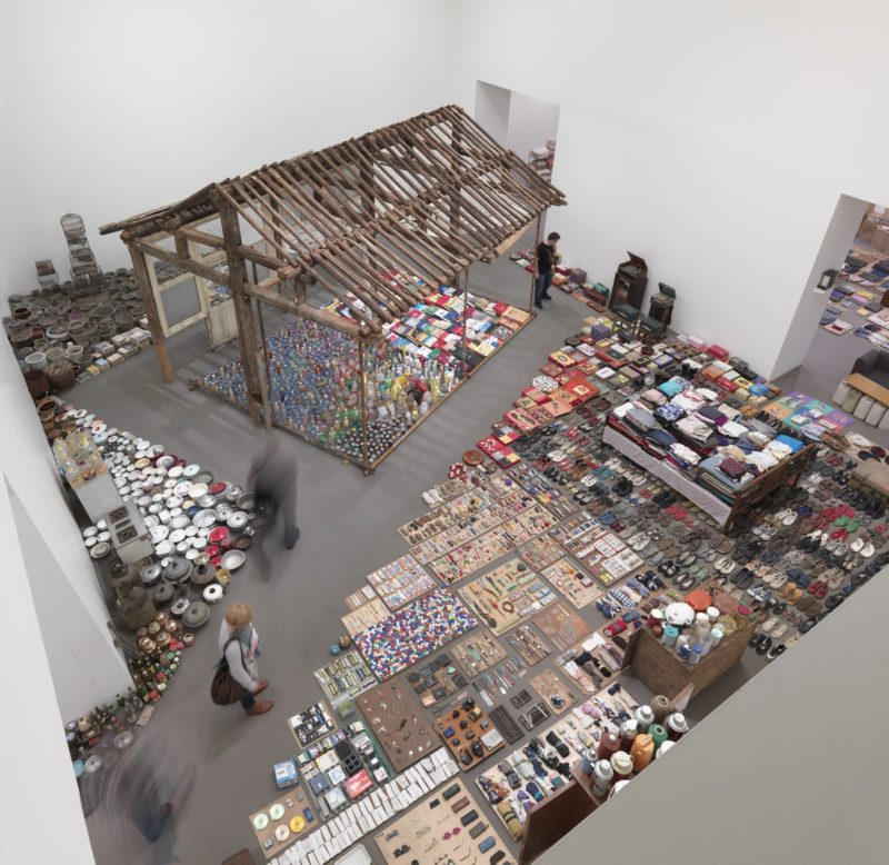 Song Dong - Waste Not, 2005, MOMA, 2006