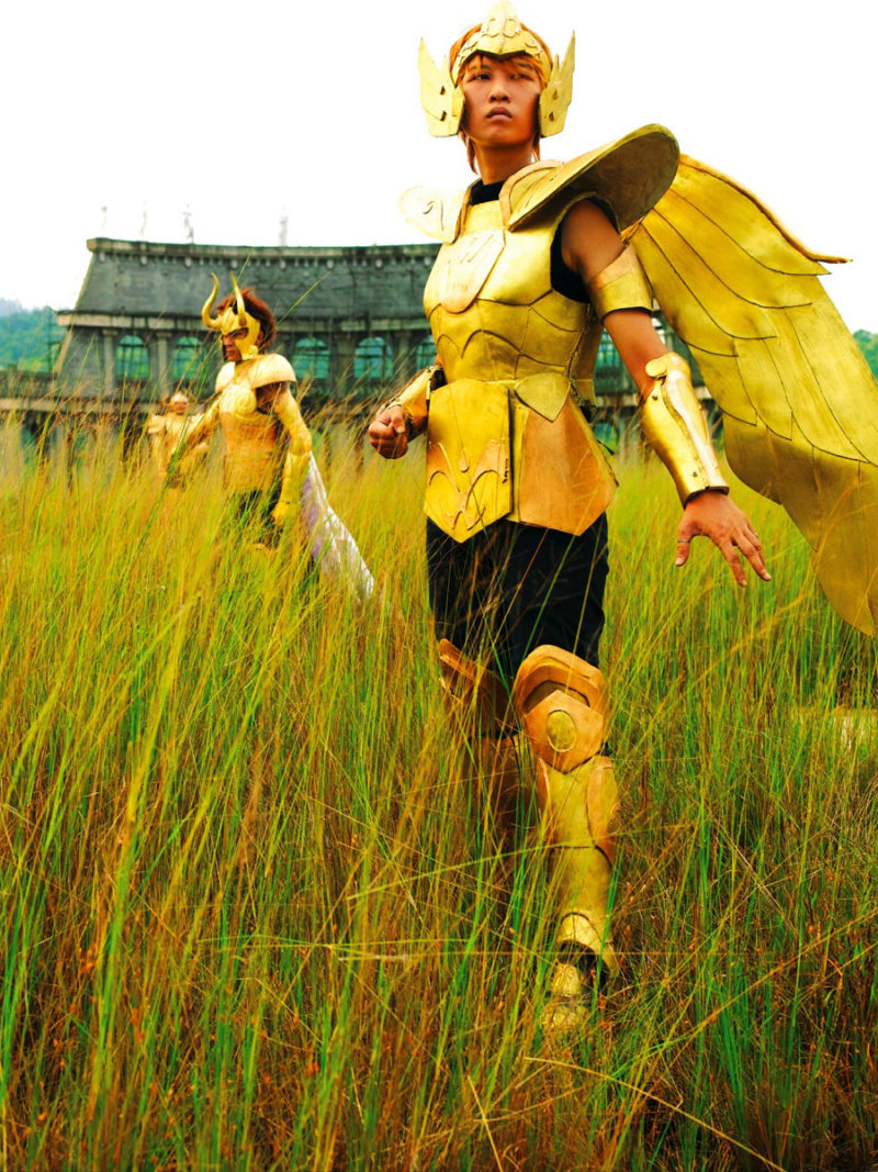 Cao Fei's Cosplayers and the power of costumes