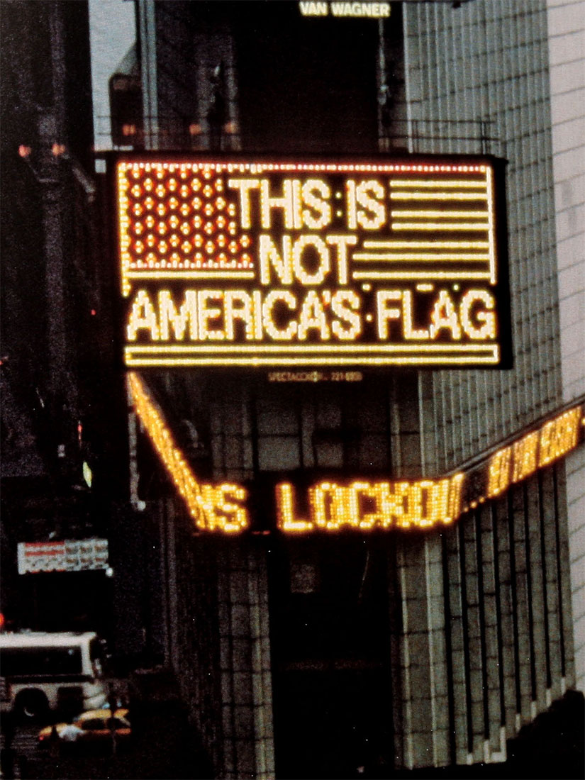 Alfredo Jaar - This is not America