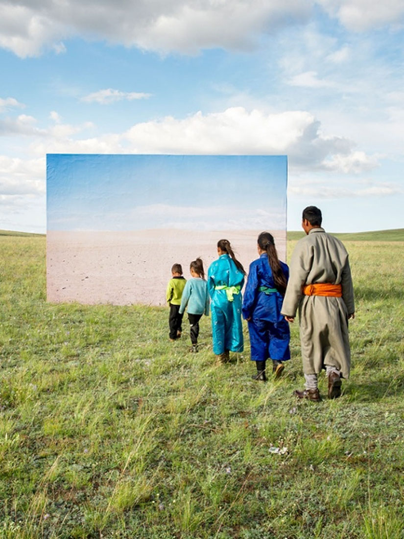 Daesung Lee's photography - 75% of Mongolia might turn into a desert