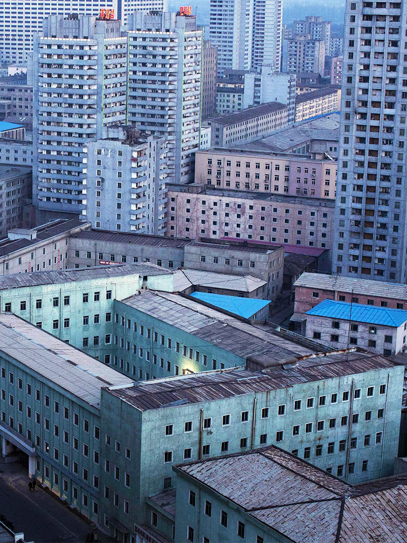 David Guttenfelder's remarkable photos of real life in North Korea