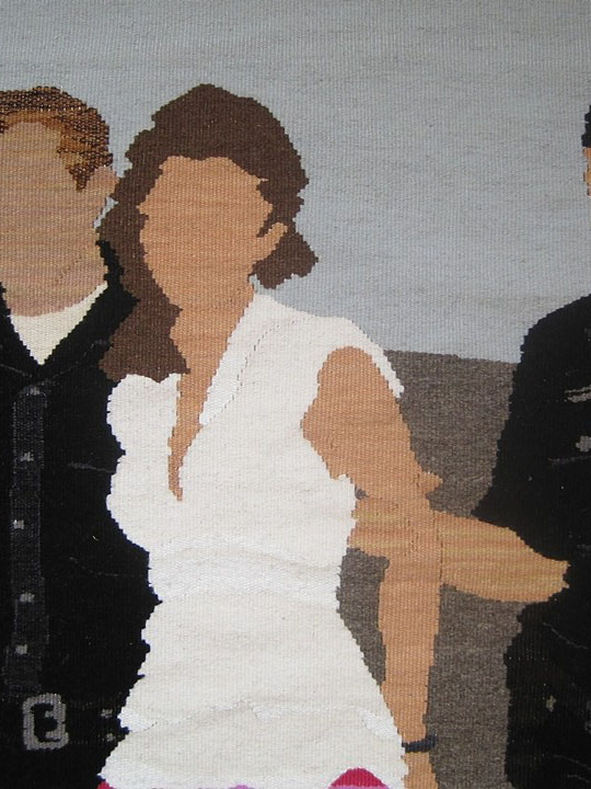 You won't find these tapestries in any church (NSFW) - Erin M. Riley interview
