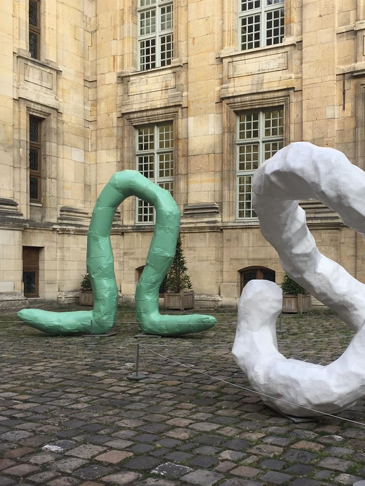 Why is Franz West considered one of the most important Austrian artists?