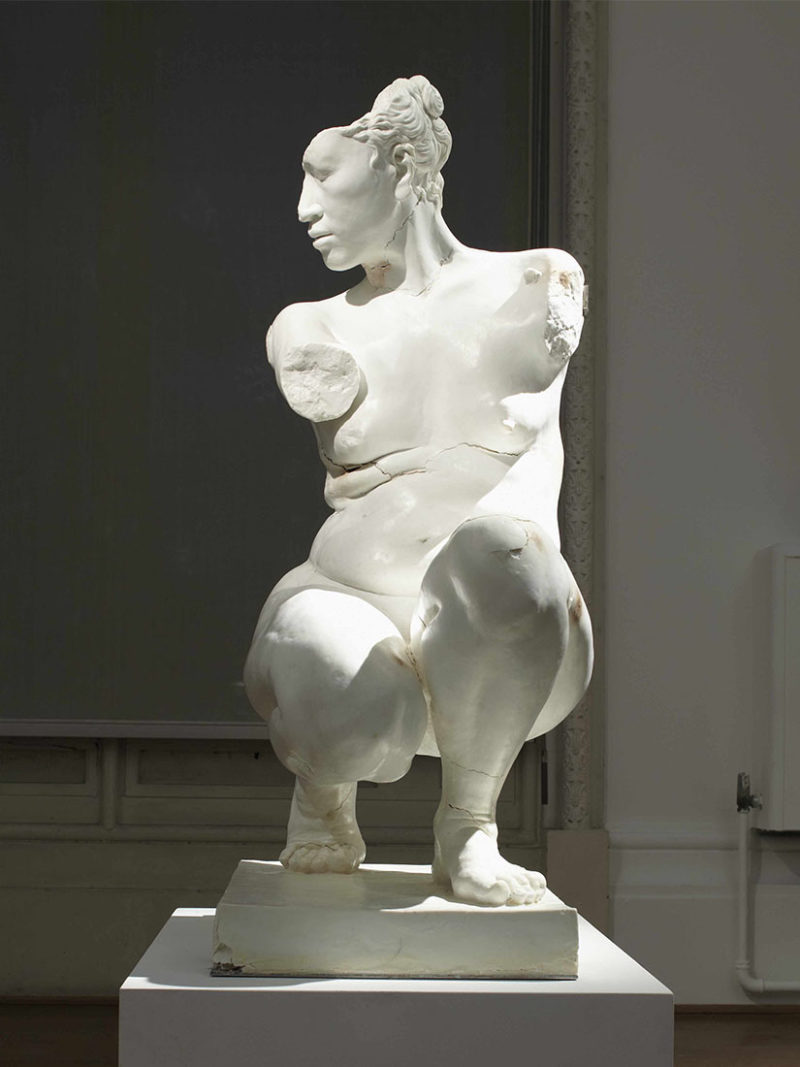 Meekyoung Shin's beautiful sculptures - Made entirely from soap