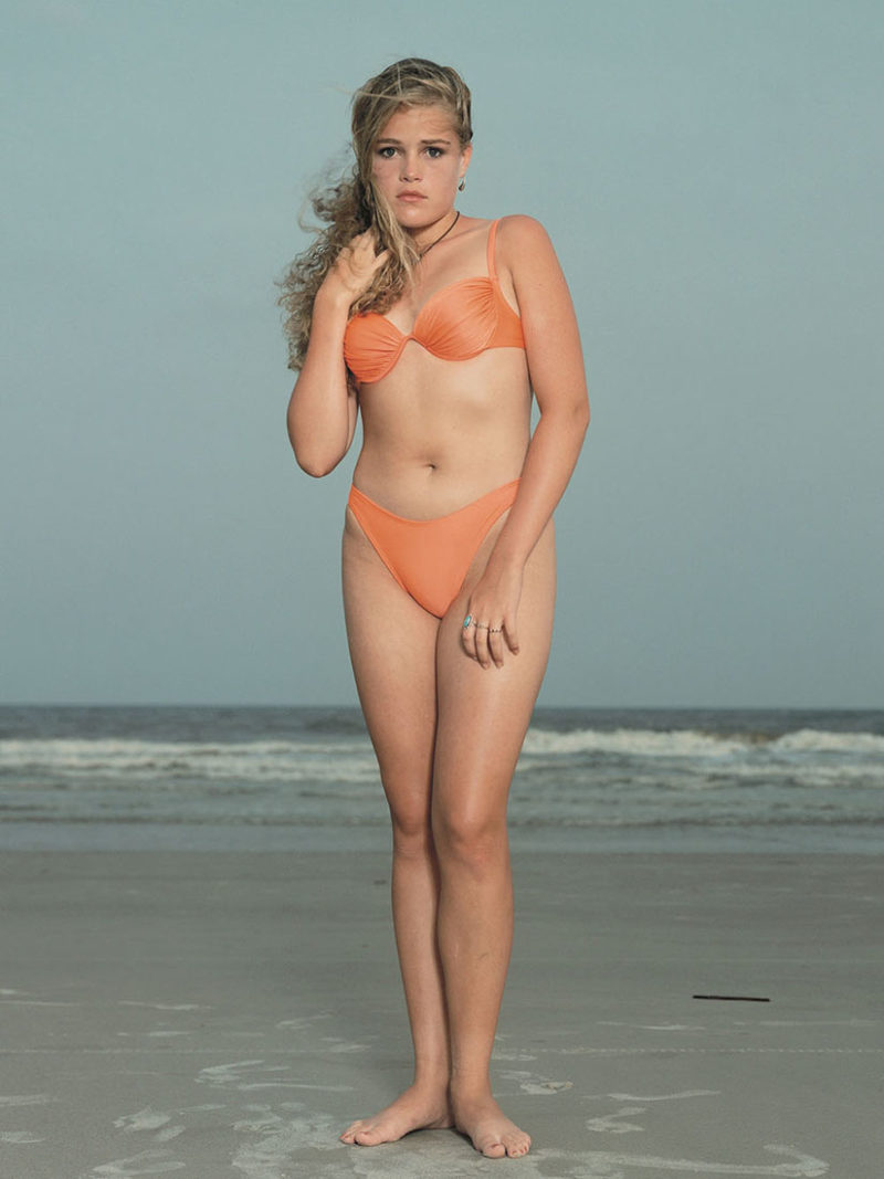 Do Rineke Dijkstra's Beach Portraits stand the test of time?