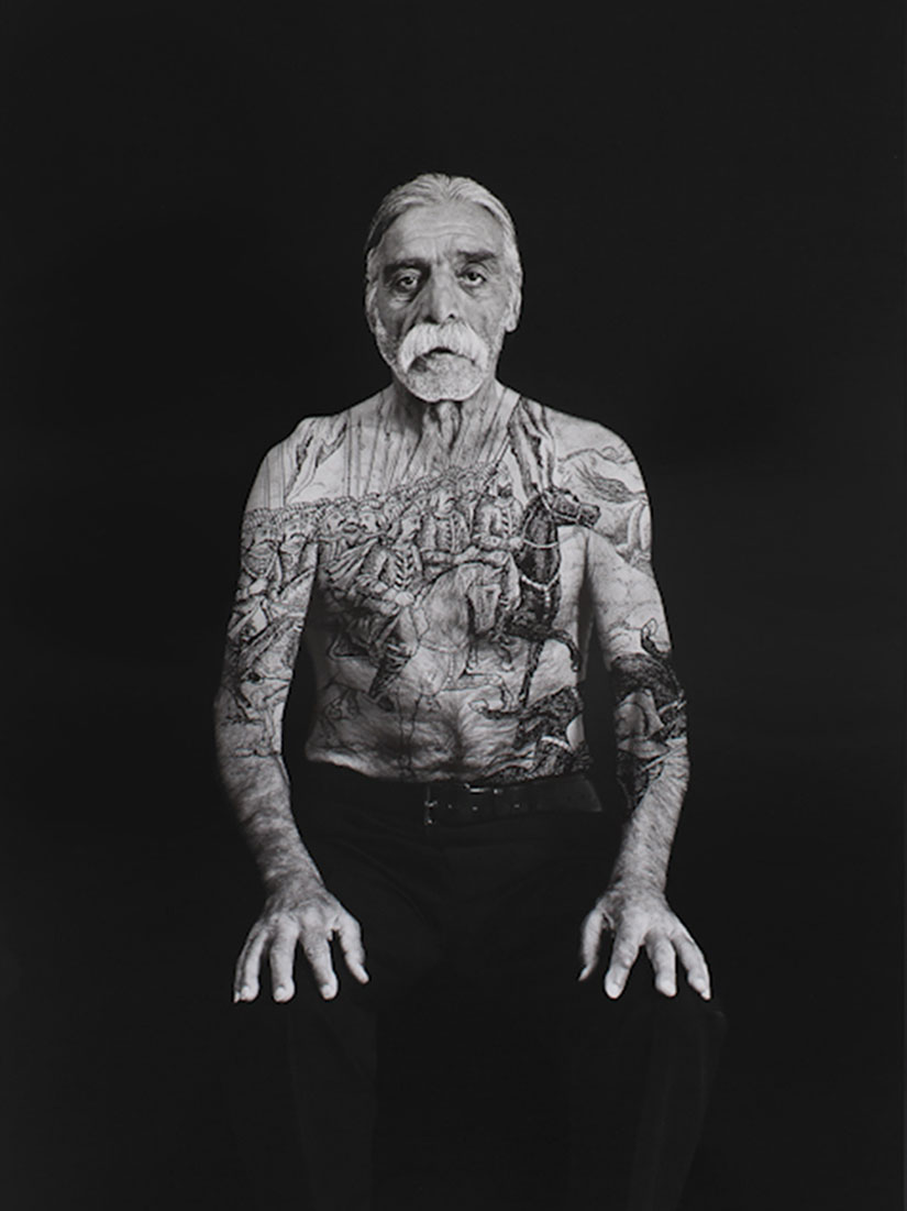 Shirin Neshat's Book of Kings captures the faces of the Arab Spring riots