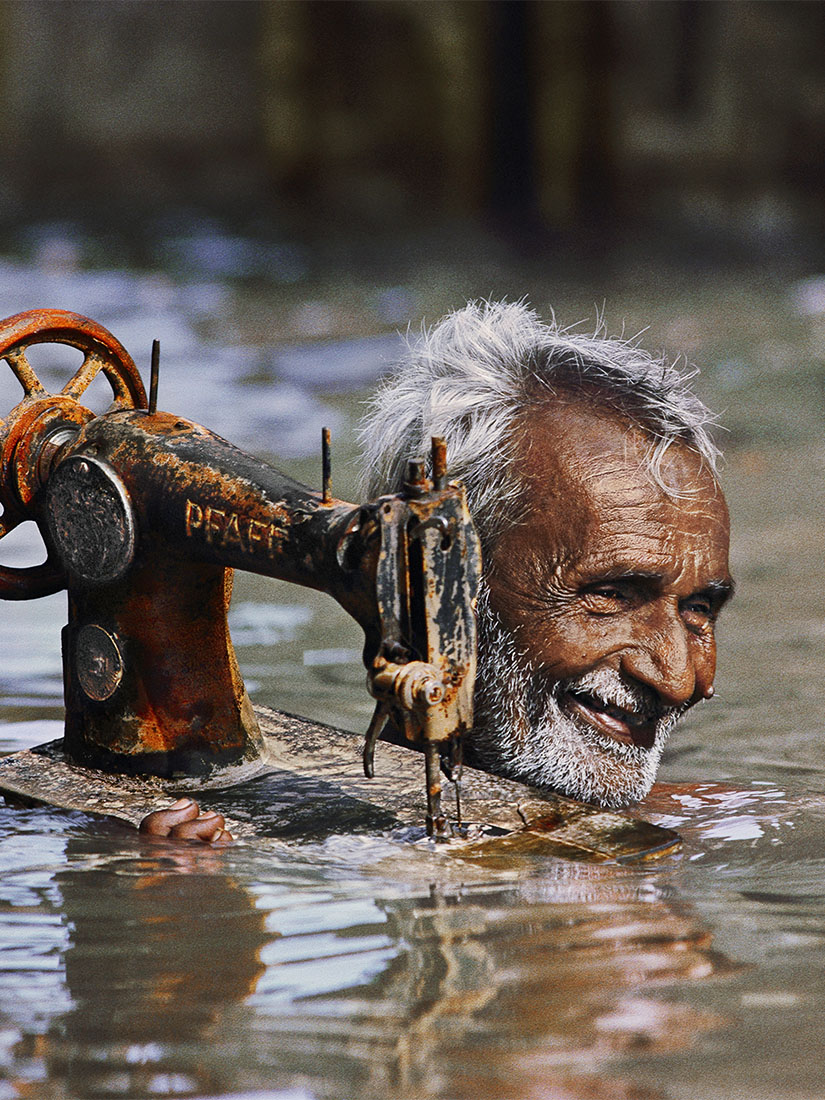 Devastatingly real - Steve McCurry's monsoon photos from Asia