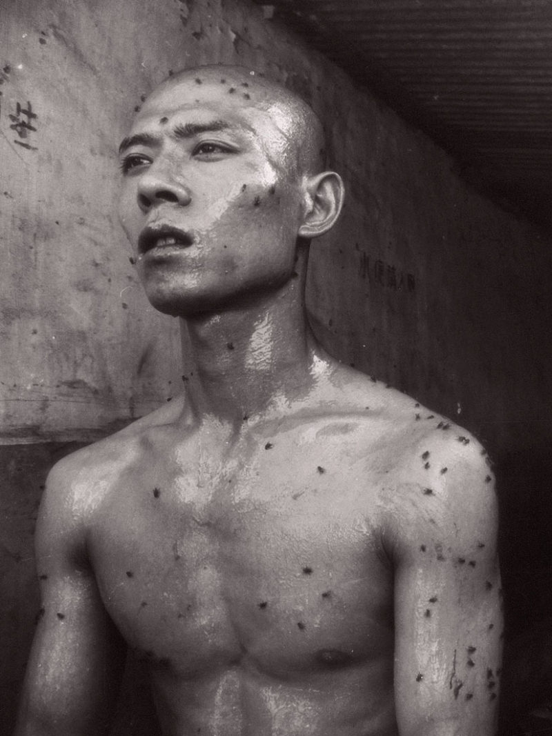 One of the most disgusting performance pieces ever made - Zhang Huan