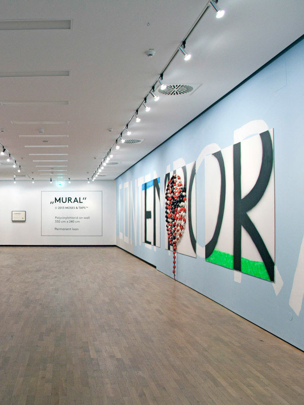 Conservative German Museum opens up to Urban Art