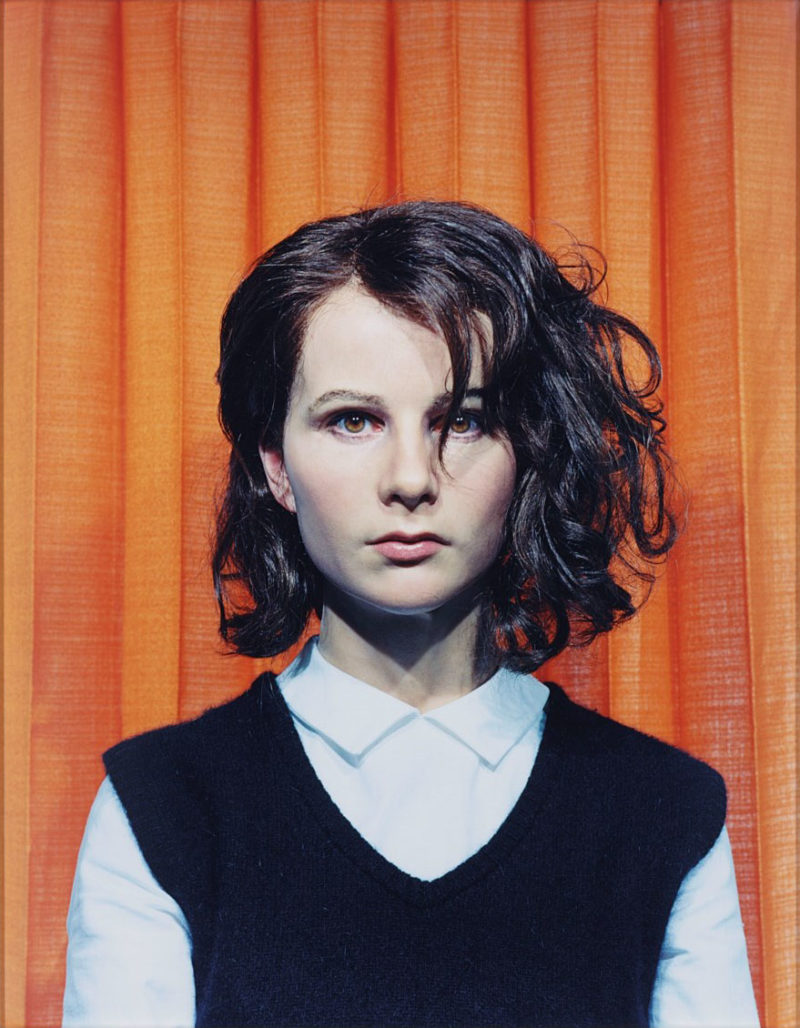 Gillian Wearing Self-Portrait at 17 Years Old 2003