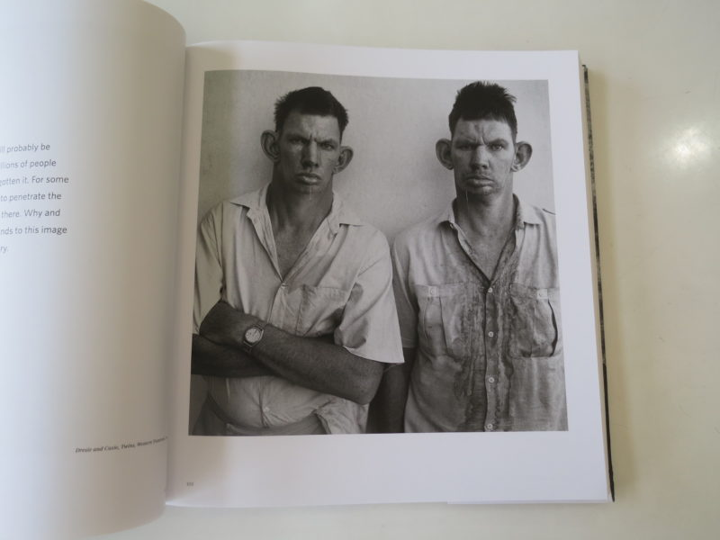 Roger Ballen - Dresie and Casie, Twins, Western Transvaal, 1993, in the book Ballenesque, Roger Ballen- A Retrospective