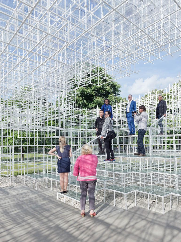 Sou Fujimoto's cloud-like Serpentine Pavilion: What makes it special?