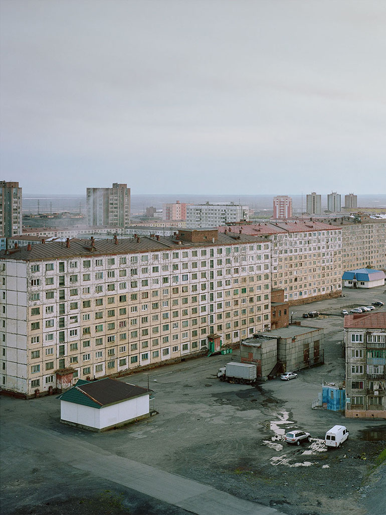 Alexander Gronsky & Norilsk - The most depressing city on earth