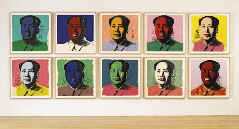 Andy Warhol MAO (F. & S. II.90-99)