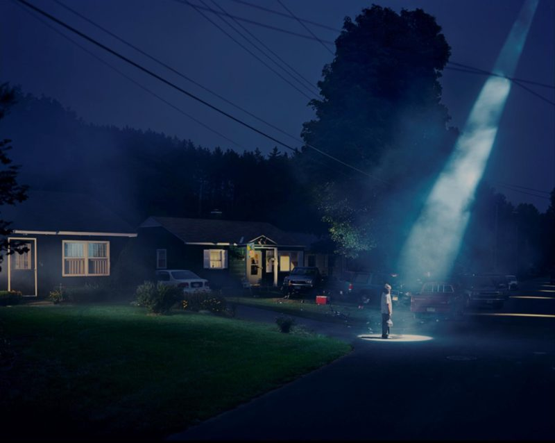 Gregory Crewdson - Untitled (Beer Dreams), from Twilight, 1998
