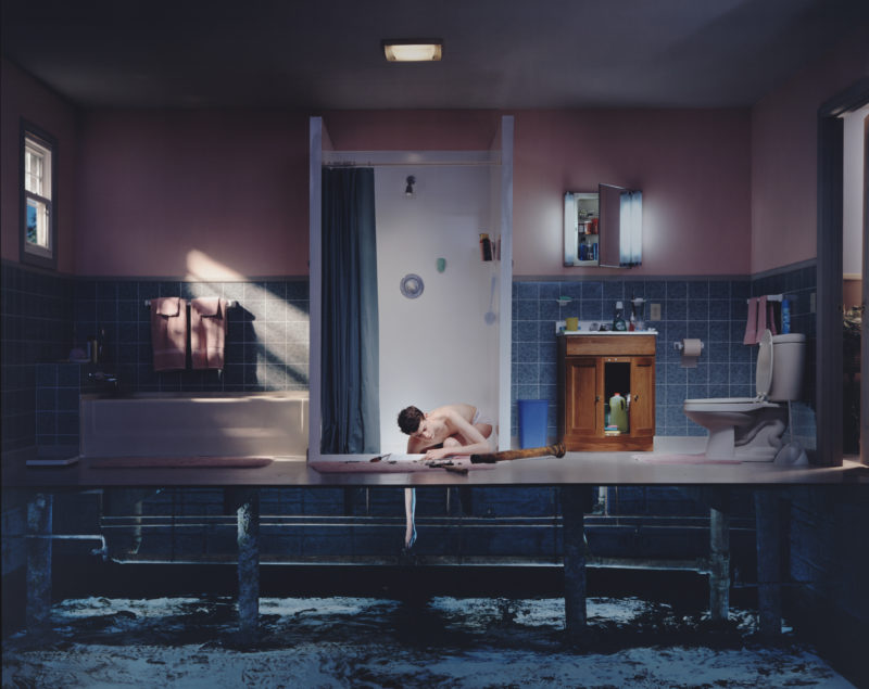 Gregory Crewdson - Untitled from Twilight, 2001