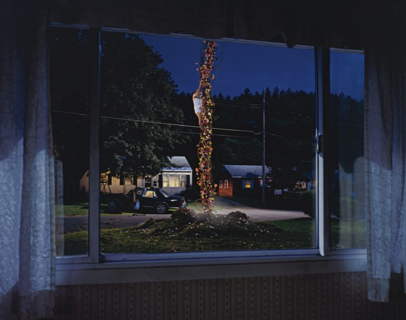 Gregory Crewdson - Untitled from Twilight, 2001, Digital C-type print, 65 x 53 in