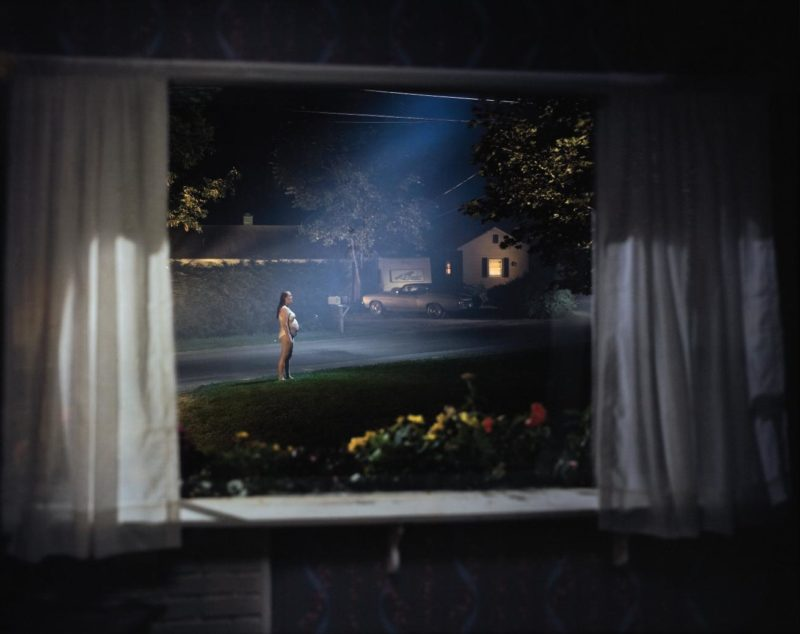 Gregory Crewdson - Untitled (sleep walker) from Twilight, 1999