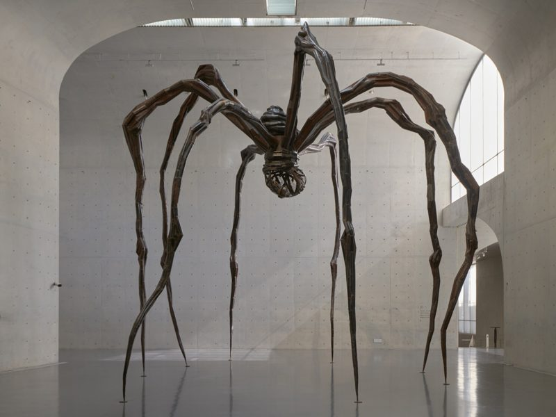 Louise Bourgeois - Maman (Spider), 1999, Long Museum (West Bund), Shanghai, 2018