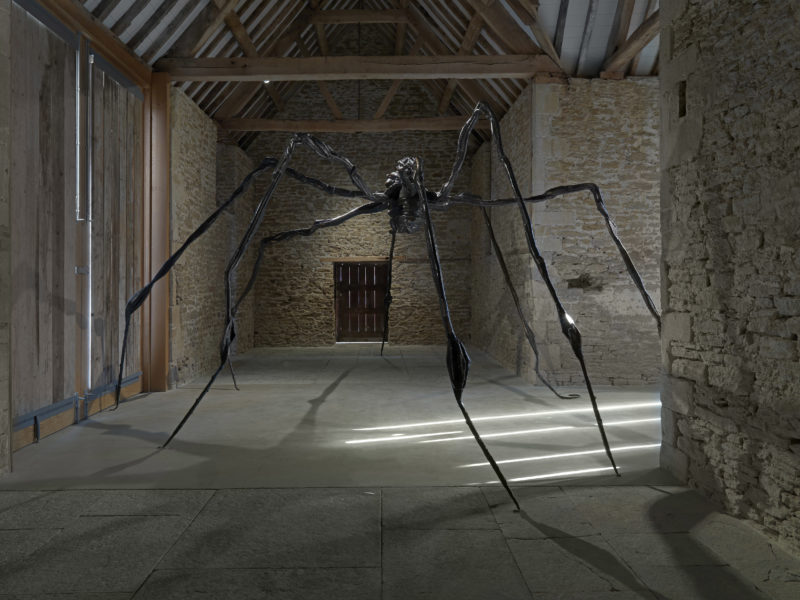 Louise Bourgeois - Turning Inwards, Installation view, Hauser & Wirth Somerset, 2016