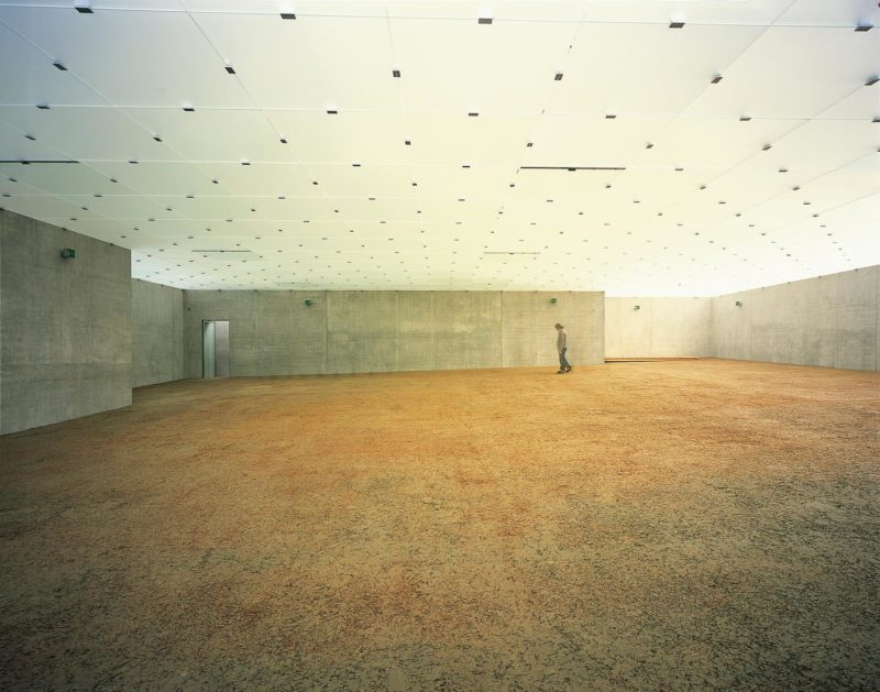 Olafur Eliasson - The mediated motion, 2001, Kunsthaus Bregenz