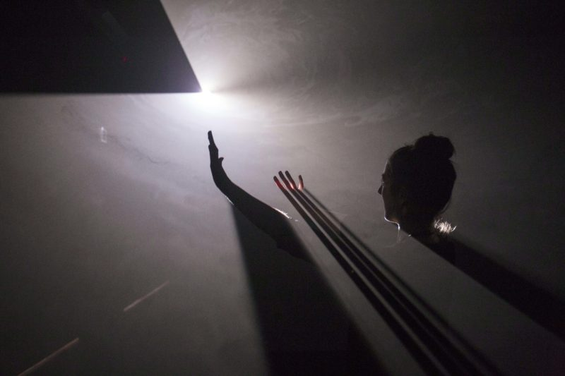 Anthony McCall - Line Describing a Cone, 1973, Lismore Castle Arts, Lismore, Ireland, 2017