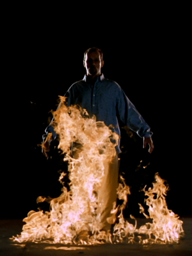 Bill Viola's The Crossing - Everything you need to know